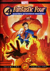 Fantastic Four: World's Greatest Heroes - Volume 2