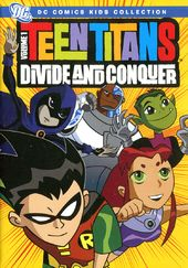 Teen Titans - Divide and Conquer