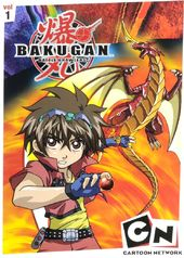 Bakugan - Vol. 1-5 (5-DVD)