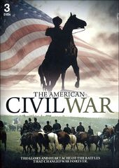 Civil War - The American Civil War (3-DVD)
