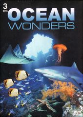 Ocean Wonders: Kingdom of the Coral Reef (3-DVD)