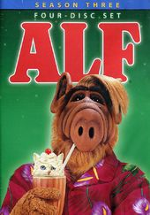 Alf - Season 3 (4-DVD)