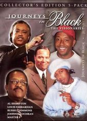 Journeys in Black: The Visionaries (5-DVD)