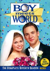 Boy Meets World - Complete 7th Season (3-DVD)