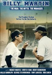 Baseball - Billy Martin: The Man, The Myth, The