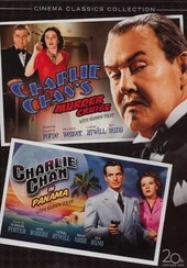 Charlie Chan's Murder Cruise / Charlie Chan in
