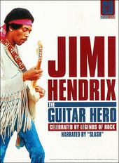 Jimi Hendrix - Guitar Hero