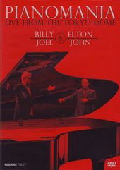 Billy Joel / Elton John - Pianomania - Live From