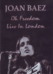 Joan Baez - Oh Freedom - Live in London