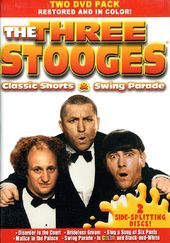 The Three Stooges - Classic Shorts / Swing Parade