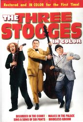 The Three Stooges - Disorder in the Court /