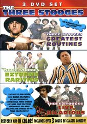 Three Stooges - Triple Whammy! 3-Pack (3-DVD)