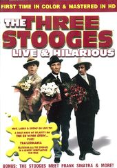 The Three Stooges - Live & Hilarious (Colorized)