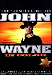 John Wayne - In Color: 6-Movie Collection (6-DVD)