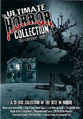 The Ultimate Horror Collection (10-DVD)