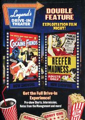 Legend's Drive-In Double Feature: Exploitation