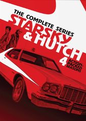 Starsky & Hutch - The Complete Series (16-DVD)