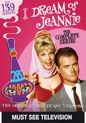 I Dream of Jeannie - Complete Series (12-DVD)