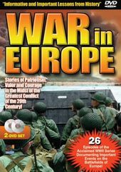 WWII - War in Europe (26 Episodes) (2-DVD)