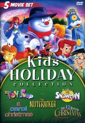 Kids Holiday Collection 5-Movie Set