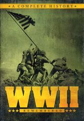 WWII - Remembered: A Complete History (2-DVD)