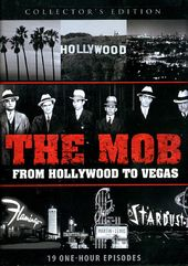 The Mob: From Hollywood to Vegas (4-DVD)