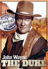 John Wayne: 16 Movie Collection (2-DVD)