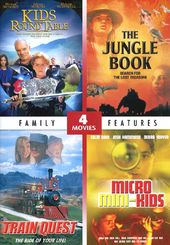 Kids of the Round Table / The Jungle Book: Search
