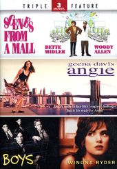 Scenes from a Mall / Angie / Boys (2-DVD)