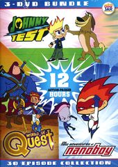 Johnny Test / World of Quest / The New Adventures