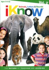 iKnow: Animals, Letters & Sounds, Volume 2
