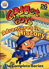 Gadget Boy: Adventures in History - Complete