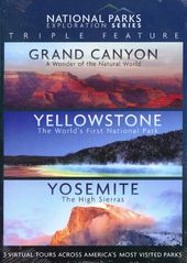 National Parks Triple Feature - Grand Canyon /