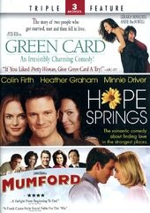 Green Card / Hope Springs / Mumford (2-DVD)