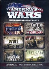 America's Wars: Historical Conflicts - 6