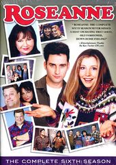 Roseanne - Complete 6th Season (3-DVD)
