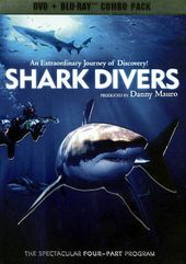 Shark Divers [Tin Case] (DVD + Blu-ray)