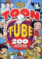Toon Tube - 200 Classic Cartoon Collection (4-DVD)
