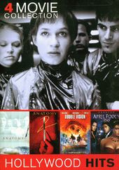 Hollywood Hits 4-Movie Collection (Anatomy /