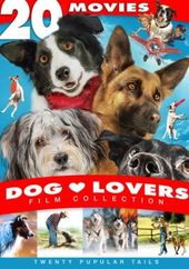 Dog Lovers Film Collection: 20-Movies (4-DVD)