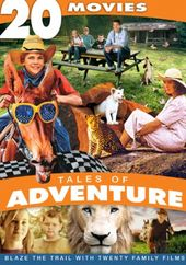 Tales of Adventure: 20-Movie Collection (4-DVD)