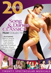 Song & Dance Classics: 20 Movie Collection (4-DVD)