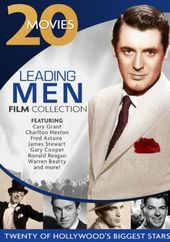 Leading Men Film Collection: 20 Movies (4-DVD)