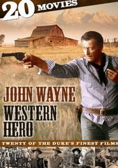 John Wayne - Western Hero: 20-Movie Collection