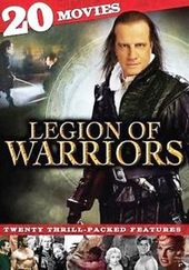 Legion of Warriors: 20-Movie Collection (4-DVD)