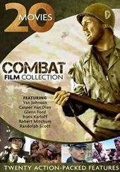 Combat Film Collection: 20-Movie Set (4-DVD)