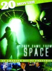 They Came From Space (20 Movies) (4-DVD)