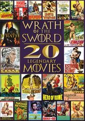 Wrath of the Sword - 20 Legendary Movies (4-DVD)