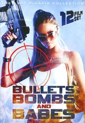 Bullets, Bombs and Babes - 12 Film Set (3-DVD)