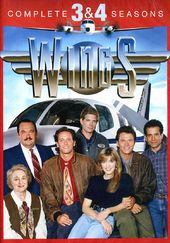 Wings - Seasons 3 & 4 (5-DVD)